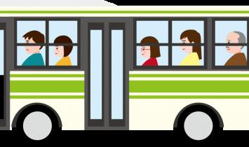 国宝松本城夜桜見物バス