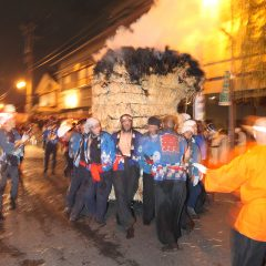 2012たいまつ祭り