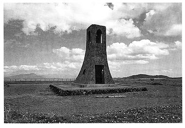 美ヶ原高原 美しの塔